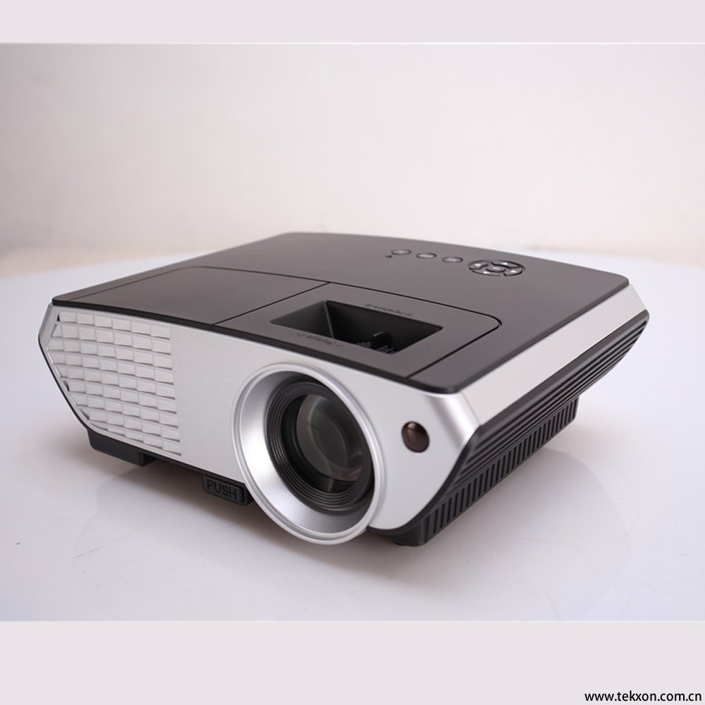 G8003 LED projector 5 inch LCD TFT display 2000 lumens HD 1080P projector for business