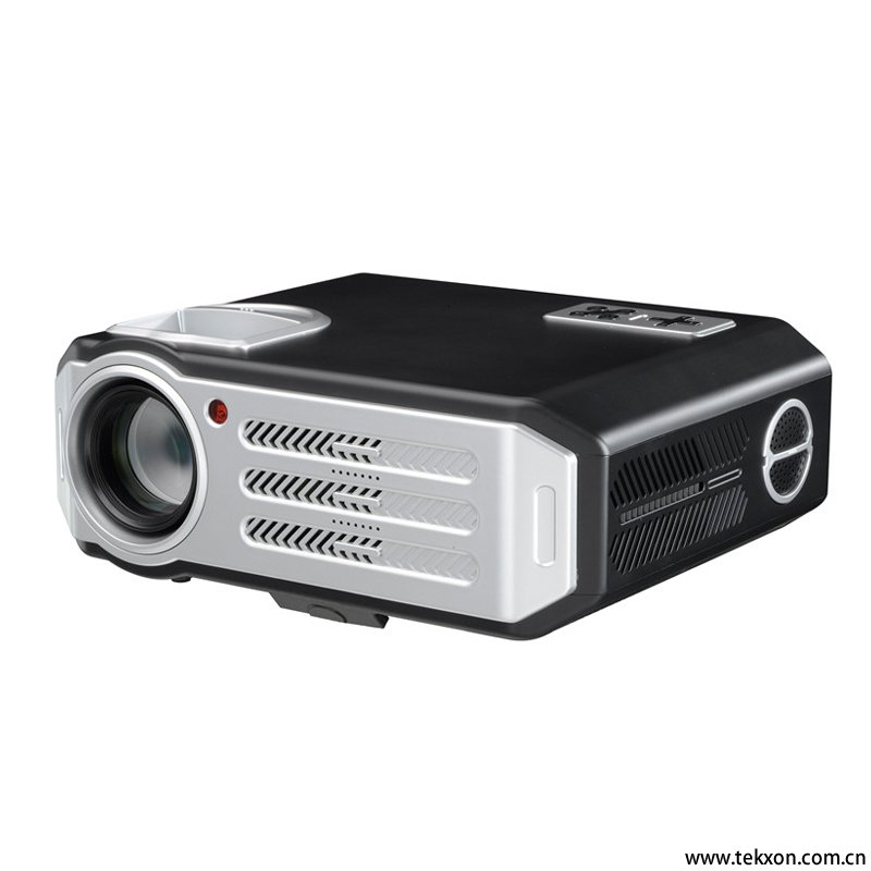 G817 High Brightness 3200 lumens LED projector support full HD 1080P for business education game