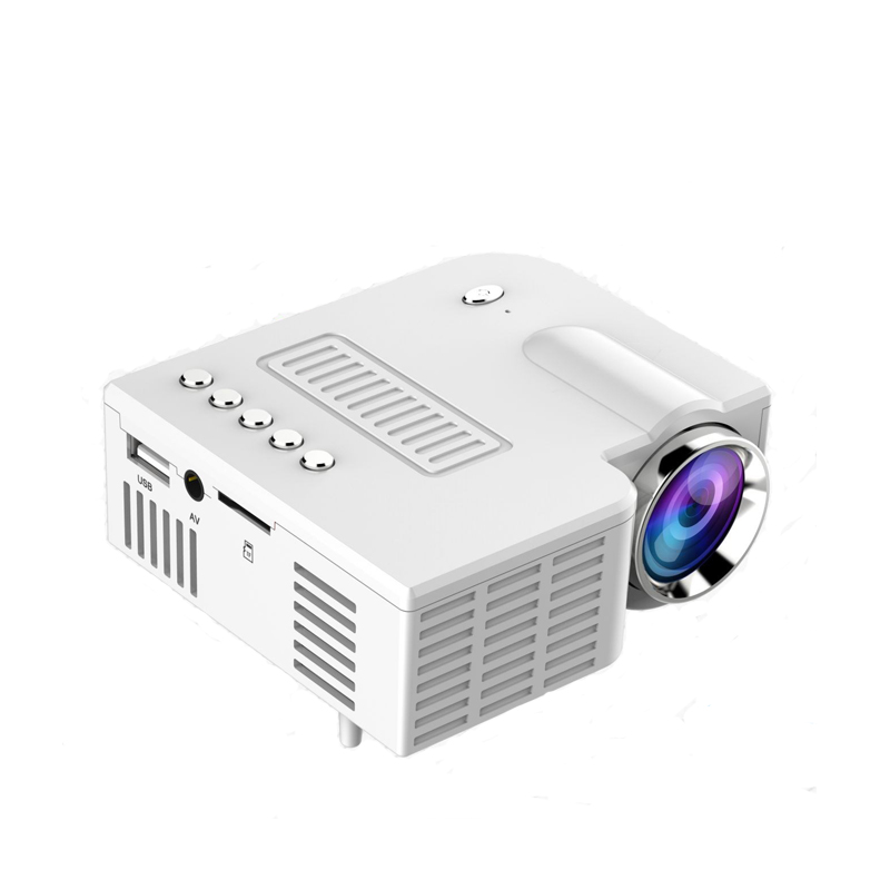 G28A/B super mini LED projector QVGA 500 lumens support full HD/3D pocket LED projector