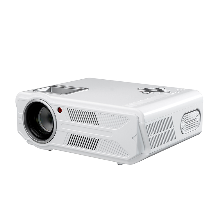 G817A smart LED projector 3200 lumens 50-200 inches Android projector 1280*800 for business meeting